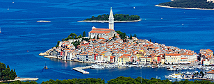 Croatia destinatons